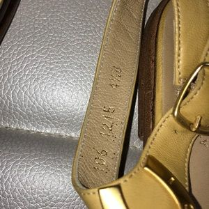 Gucci Shoes - NEW Gucci gladiator sandals strappy yellow